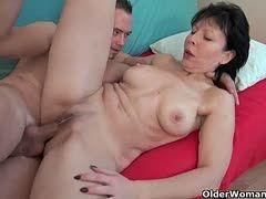 Alte Frau Gangbang Porno