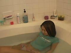 Badewanne in teen nackt der Torben Chris