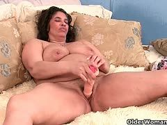Omas geheimes Solosex Video