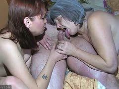 Pornos von alten Leuten