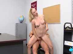 Tracey Sweet fucks for good grades