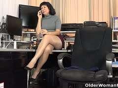 reife sekretarinnen porno