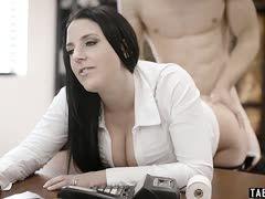 Sexy Sekretärinnen Pornos