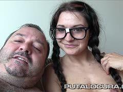 Mann mit einem dicken Schwanz Tante Porno-Röhren