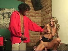 Extreme Sexparty im Gangbang Style