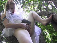 Lesbensex Im Wald